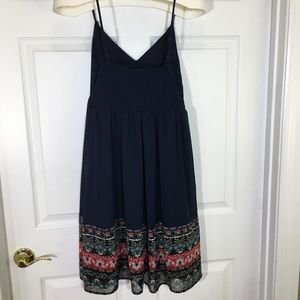 Maurices Dresses - Maurices Fitted Sundress, V-Neck, Spaghetti Strap
